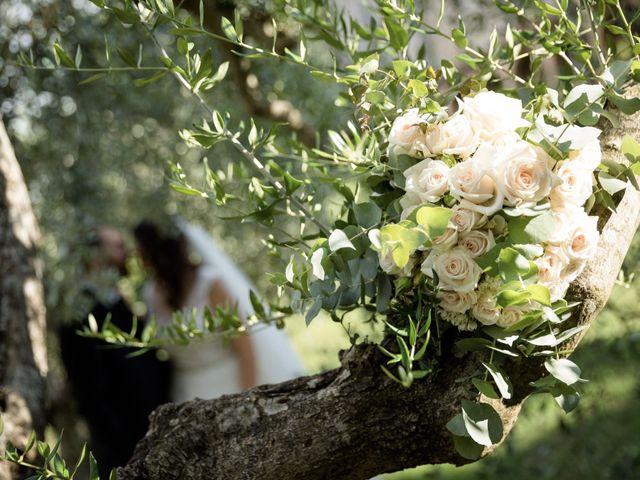 Il matrimonio di Jennifer e Riccardo a Poggibonsi, Siena 19