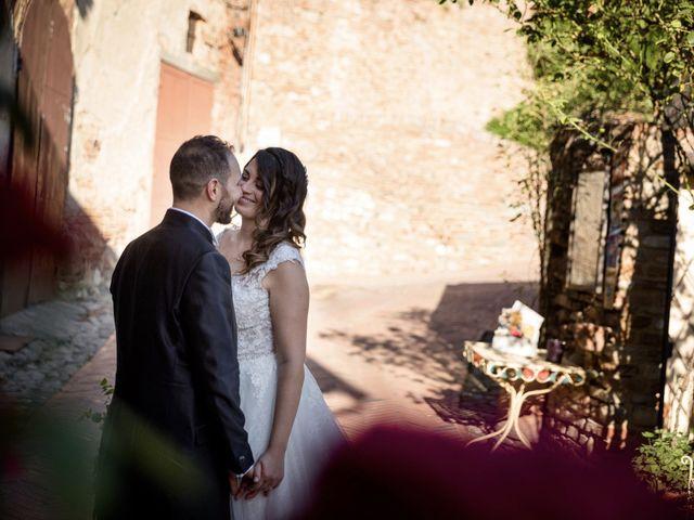Il matrimonio di Jennifer e Riccardo a Poggibonsi, Siena 20