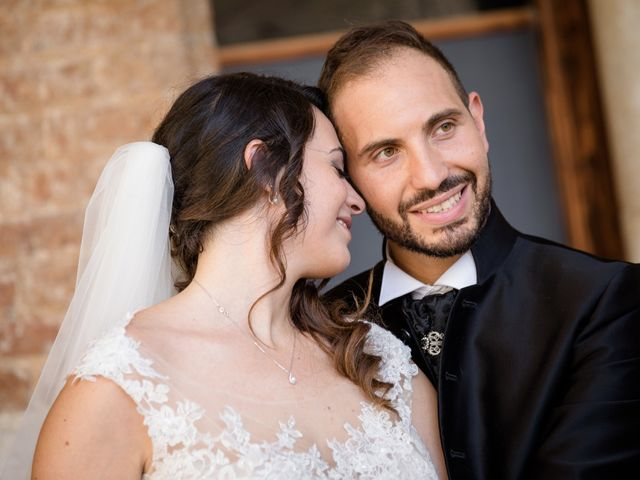 Il matrimonio di Jennifer e Riccardo a Poggibonsi, Siena 21