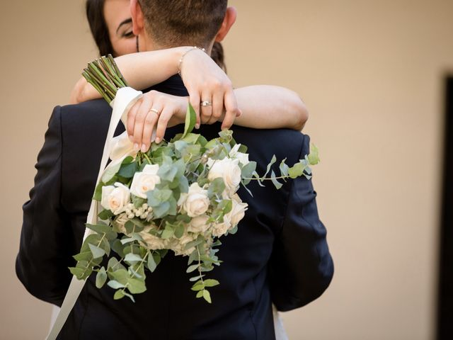 Il matrimonio di Jennifer e Riccardo a Poggibonsi, Siena 22