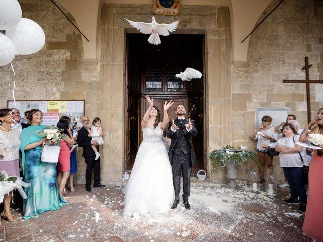 Il matrimonio di Jennifer e Riccardo a Poggibonsi, Siena 24