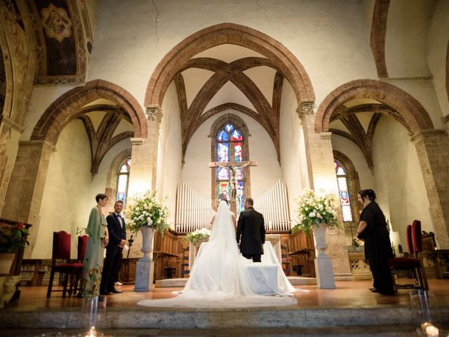 Il matrimonio di Jennifer e Riccardo a Poggibonsi, Siena 1