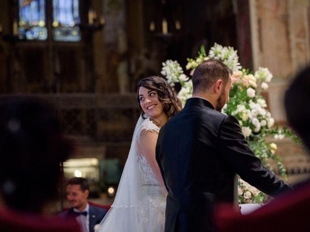 Il matrimonio di Jennifer e Riccardo a Poggibonsi, Siena 26