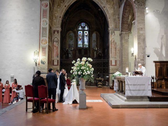 Il matrimonio di Jennifer e Riccardo a Poggibonsi, Siena 31