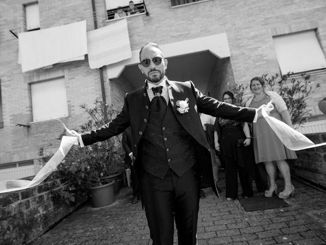 Il matrimonio di Jennifer e Riccardo a Poggibonsi, Siena 33