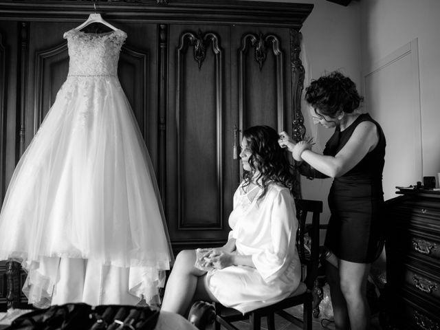 Il matrimonio di Jennifer e Riccardo a Poggibonsi, Siena 39