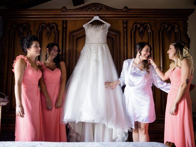 Il matrimonio di Jennifer e Riccardo a Poggibonsi, Siena 2