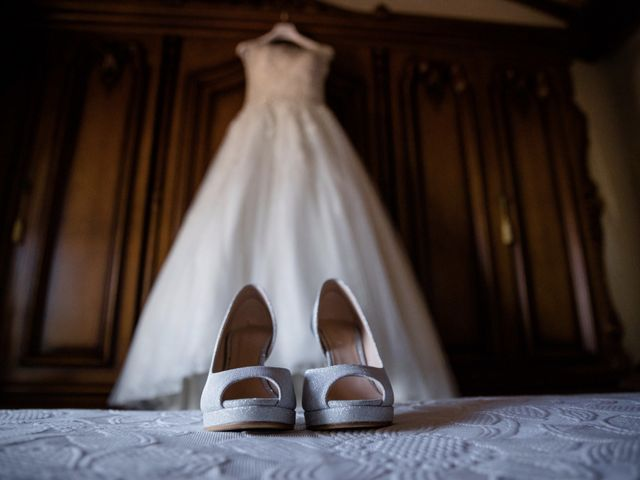 Il matrimonio di Jennifer e Riccardo a Poggibonsi, Siena 41