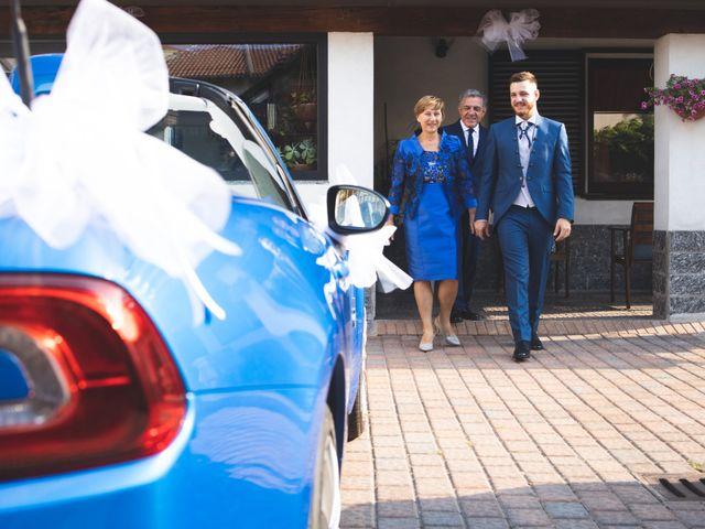 Il matrimonio di Dario e Chiara a Orbassano, Torino 17
