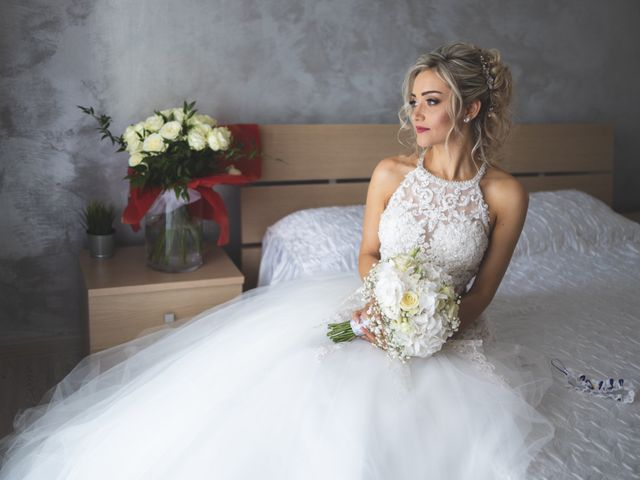 Il matrimonio di Dario e Chiara a Orbassano, Torino 30