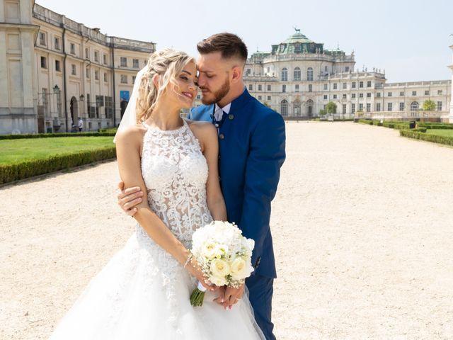 Il matrimonio di Dario e Chiara a Orbassano, Torino 50