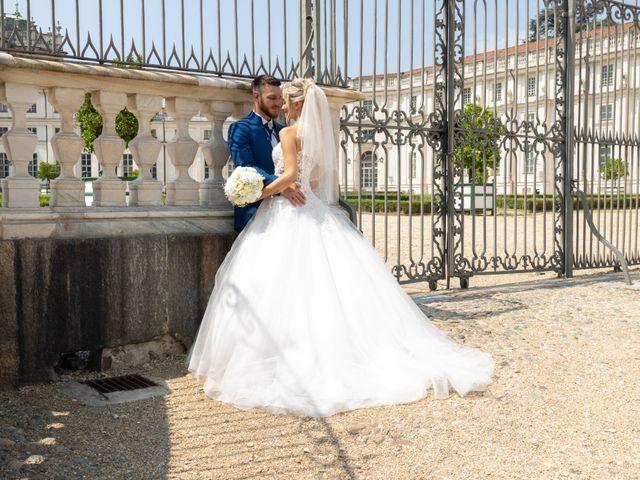 Il matrimonio di Dario e Chiara a Orbassano, Torino 51
