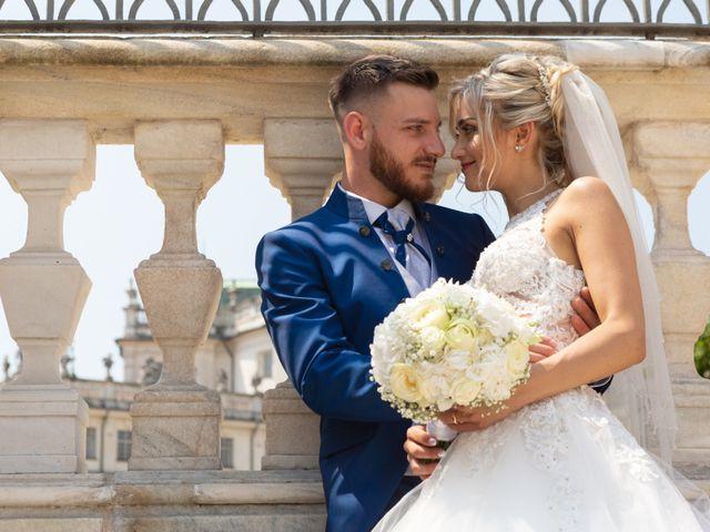 Il matrimonio di Dario e Chiara a Orbassano, Torino 52
