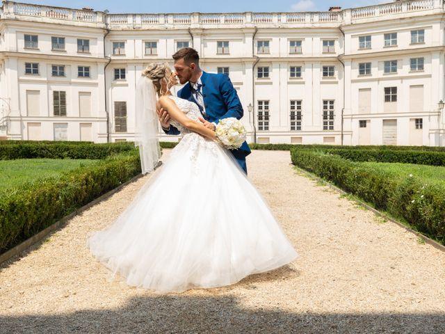 Il matrimonio di Dario e Chiara a Orbassano, Torino 54