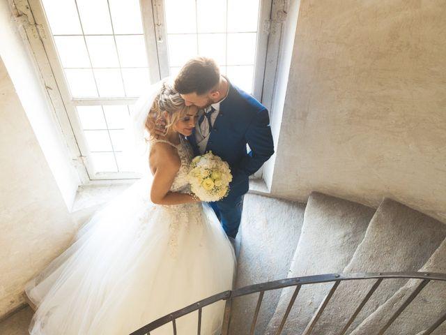 Il matrimonio di Dario e Chiara a Orbassano, Torino 56