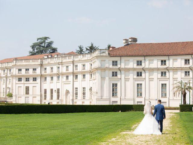 Il matrimonio di Dario e Chiara a Orbassano, Torino 60
