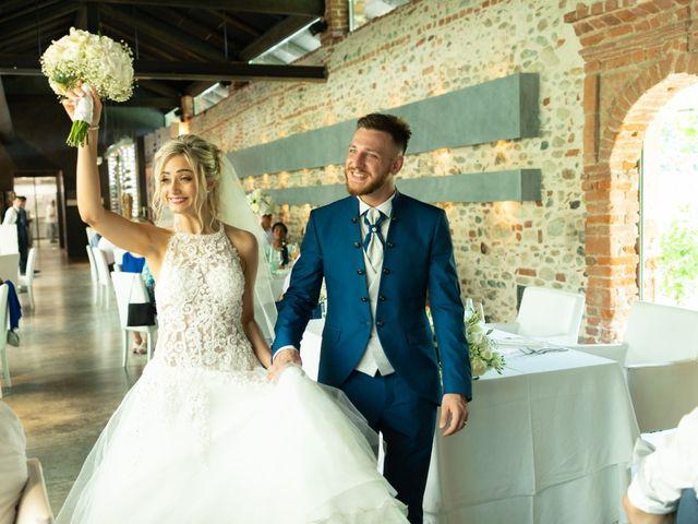 Il matrimonio di Dario e Chiara a Orbassano, Torino 66