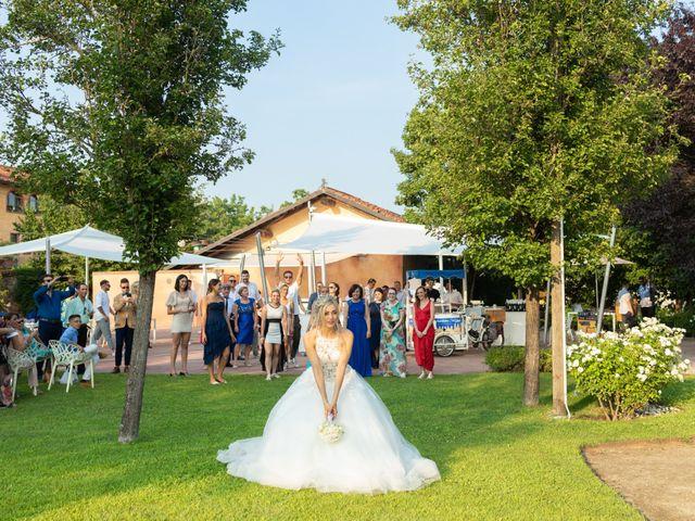 Il matrimonio di Dario e Chiara a Orbassano, Torino 76