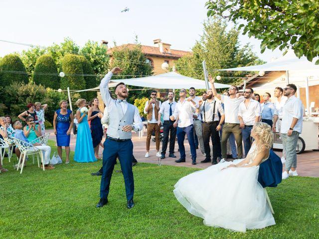 Il matrimonio di Dario e Chiara a Orbassano, Torino 78