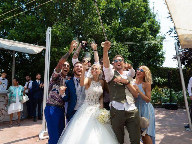 Il matrimonio di Dario e Chiara a Orbassano, Torino 80