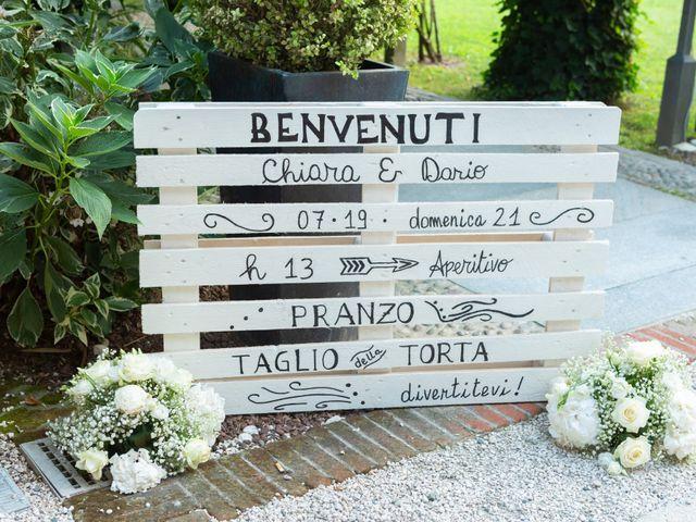 Il matrimonio di Dario e Chiara a Orbassano, Torino 84