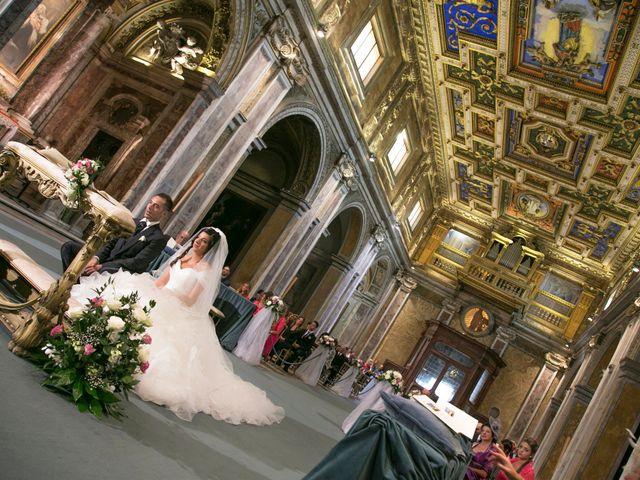 Il matrimonio di Alberto e Tiziana a Roma, Roma 10
