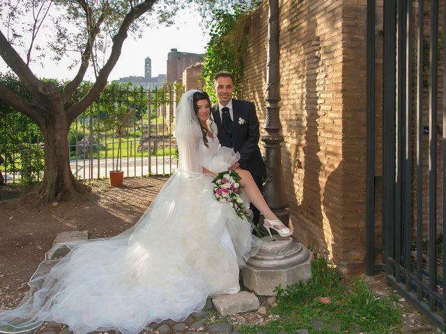 Il matrimonio di Alberto e Tiziana a Roma, Roma 11