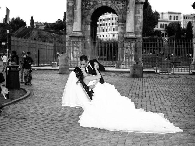 Il matrimonio di Alberto e Tiziana a Roma, Roma 13