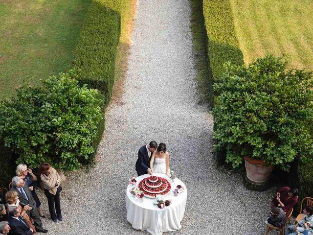 Il matrimonio di Edoardo e Caterina a Triuggio, Monza e Brianza 4