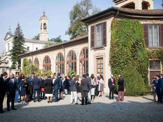 Il matrimonio di Edoardo e Caterina a Triuggio, Monza e Brianza 18
