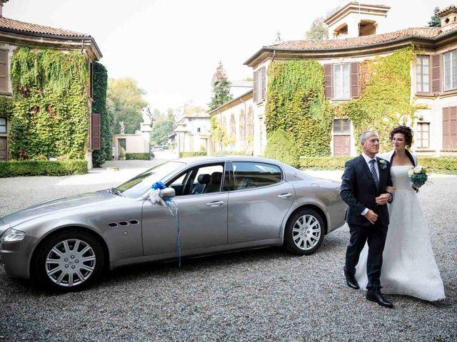 Il matrimonio di Edoardo e Caterina a Triuggio, Monza e Brianza 25