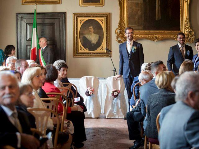 Il matrimonio di Edoardo e Caterina a Triuggio, Monza e Brianza 27