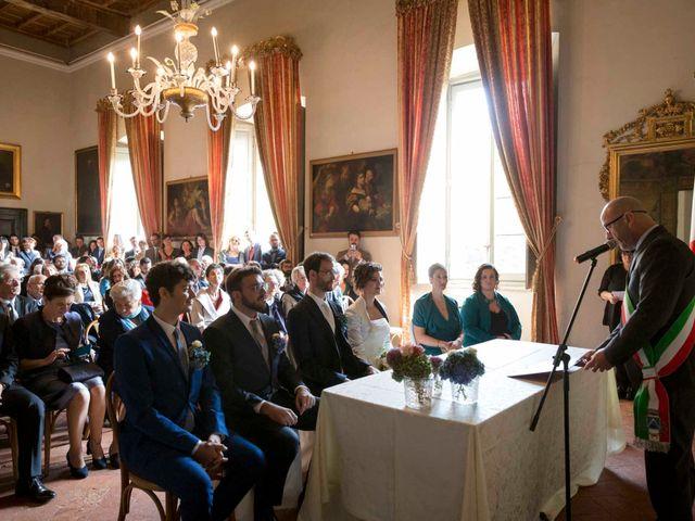Il matrimonio di Edoardo e Caterina a Triuggio, Monza e Brianza 30