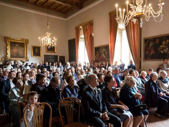 Il matrimonio di Edoardo e Caterina a Triuggio, Monza e Brianza 32