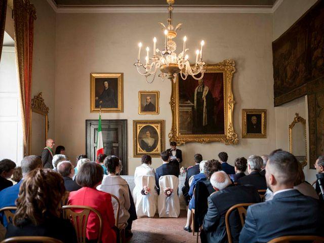 Il matrimonio di Edoardo e Caterina a Triuggio, Monza e Brianza 36