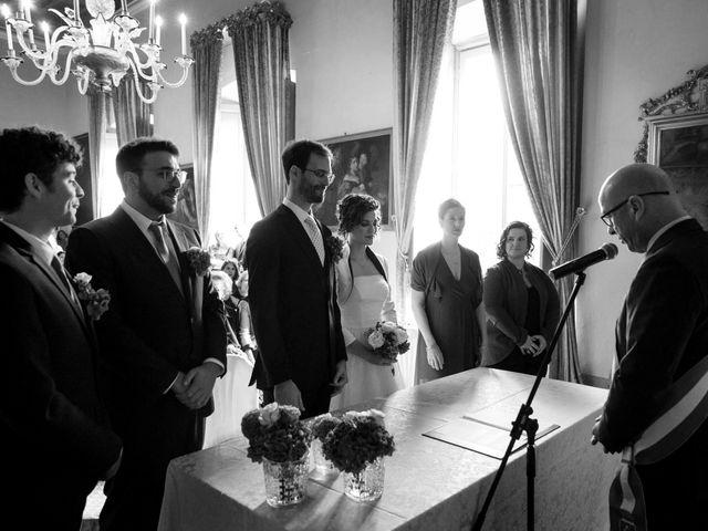 Il matrimonio di Edoardo e Caterina a Triuggio, Monza e Brianza 37