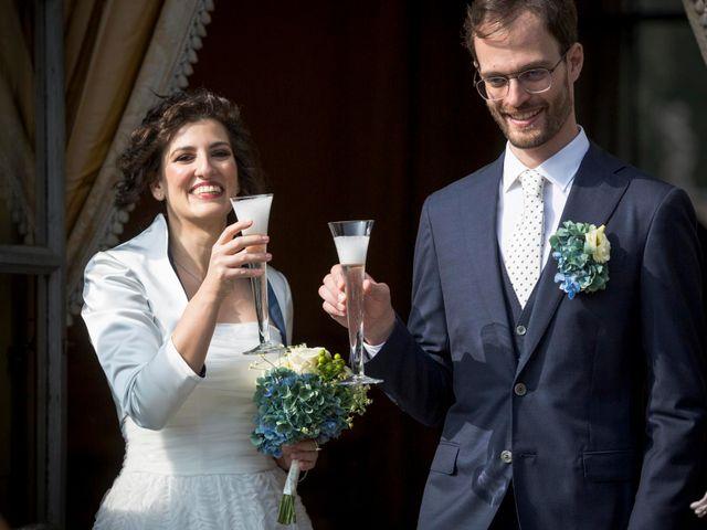 Il matrimonio di Edoardo e Caterina a Triuggio, Monza e Brianza 41