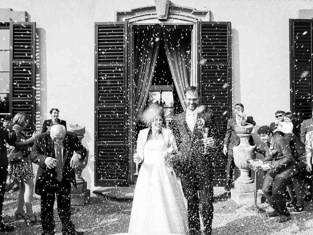 Il matrimonio di Edoardo e Caterina a Triuggio, Monza e Brianza 42