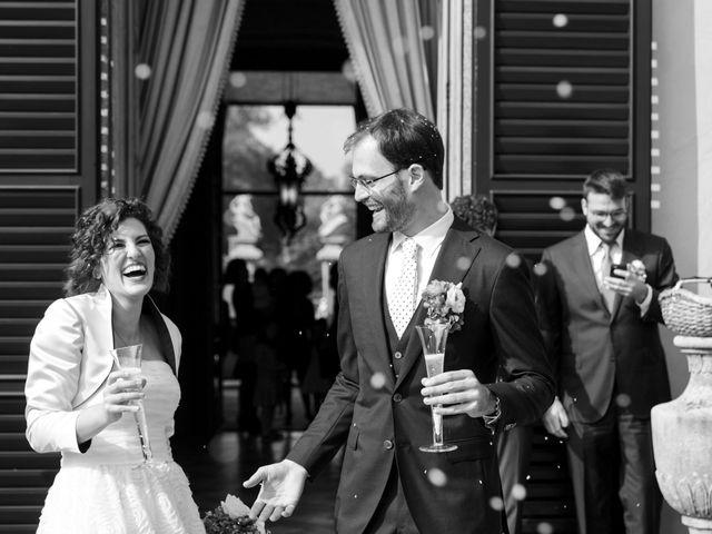 Il matrimonio di Edoardo e Caterina a Triuggio, Monza e Brianza 44