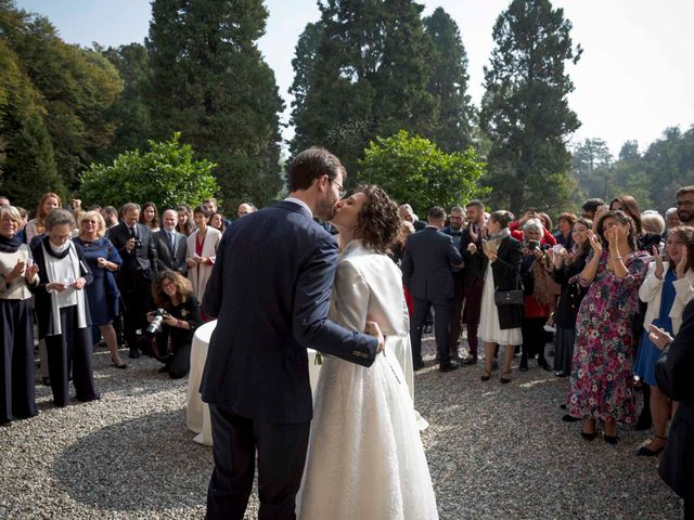 Il matrimonio di Edoardo e Caterina a Triuggio, Monza e Brianza 45