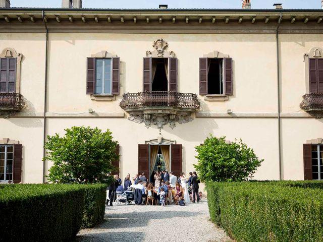 Il matrimonio di Edoardo e Caterina a Triuggio, Monza e Brianza 50