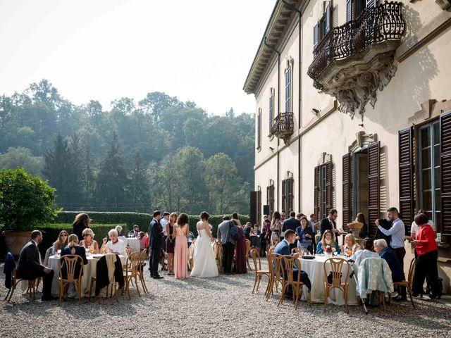 Il matrimonio di Edoardo e Caterina a Triuggio, Monza e Brianza 66