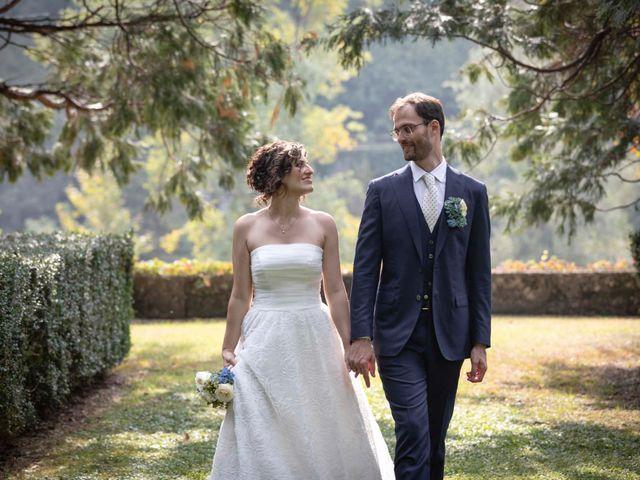 Il matrimonio di Edoardo e Caterina a Triuggio, Monza e Brianza 73