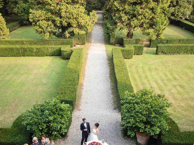 Il matrimonio di Edoardo e Caterina a Triuggio, Monza e Brianza 91
