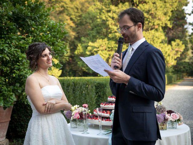 Il matrimonio di Edoardo e Caterina a Triuggio, Monza e Brianza 92