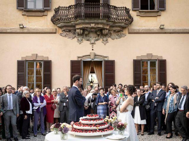 Il matrimonio di Edoardo e Caterina a Triuggio, Monza e Brianza 1