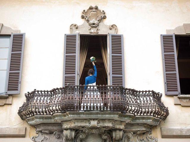 Il matrimonio di Edoardo e Caterina a Triuggio, Monza e Brianza 101