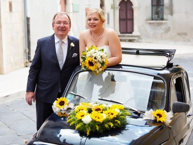 Il matrimonio di Julia e Donato a Lavello, Potenza 5