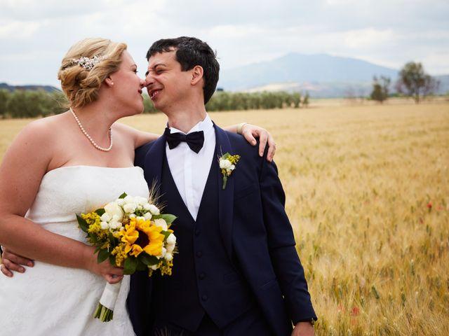 Il matrimonio di Julia e Donato a Lavello, Potenza 13