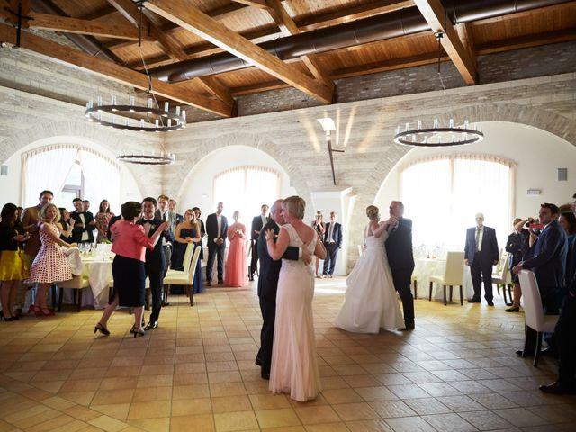 Il matrimonio di Julia e Donato a Lavello, Potenza 17